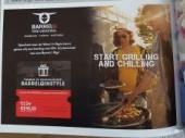 Kortingscode BarrelQ producten voor 15% korting op alle producten