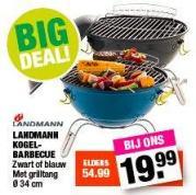Landmann Kogel-Barbeque voor €19,99