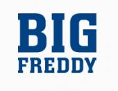 Kortingscode Bigfreddy voor €10 korting