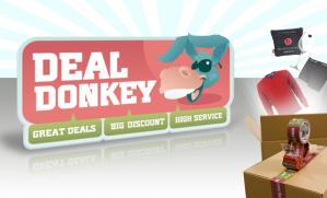 Kortingscode DealDonkey: €10 korting op je bestelling