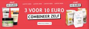 Holland en Barret 3 producten voor €10
