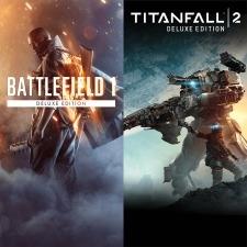 Battlefield 1 + Titanfall 2 Deluxe Bundle voor €46,92