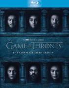 Game of Thrones Seizoen 6( blu-ray) voor €21,99