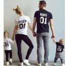 Koningskleding voor ouders en kids vanaf €5,13