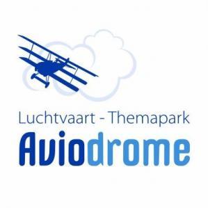 Themapark Aviodrome tickets voor €8,95