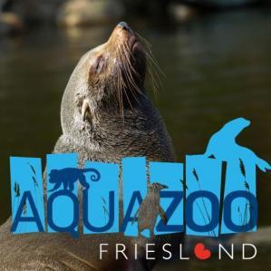 Tickets AqauZoo Friesland voor €8,95 per persoon