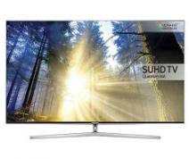 "SAMSUNG 55"" 8-SERIES QUANTUM DOT SUHD TV (UE55KS8000) voor €1.291,91 dmv code"