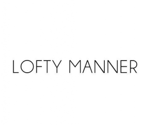 Kortingscode Lofty Manner voor 10% korting