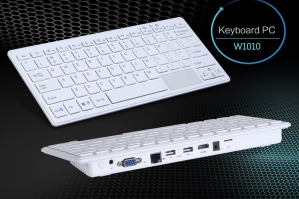 IAIWAI W1010 Keyboard PC Intel voor €76,50