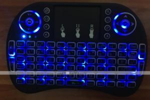 i8 Backlit Flying Backlight Keyboard