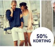 Kortingscode McGregor voor 50% korting op McGregor en Gaastra kleding