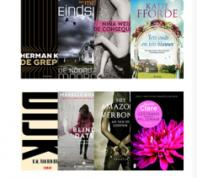 Cadeaucode bookchoice voor Gratis 8 eBooks & audioBooks