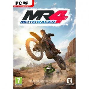 Moto Racer 4, PC & MAC Gratis