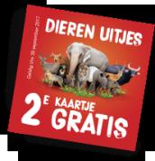 2e Dierentuinkaartje gratis icm Beemsterkaas