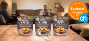 Kwekkeboom Oven Luxe Croquetjes via Albert Heijn van €4,29 voor €2