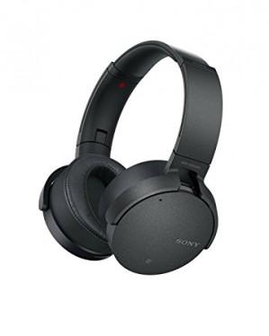 Sony Headphone MDRXB950N1B voor €102