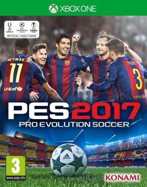 Pro Evolution Soccer 2017 (PES 2017) vanaf €9
