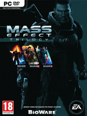 Mass Effect Trilogy - Windows voor €5,69