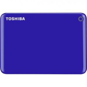 Toshiba Canvio Connect II 2TB blauw voor €60,49