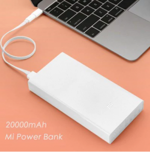 Original Xiaomi Mi 20000mAh Mobile Power Bank Quick Charging voor €19,55 dmv code