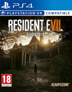 Resident Evil VII: Biohazard - PS4 voor €18,39