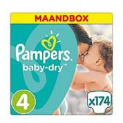 40% korting op  Pampers maandboxen