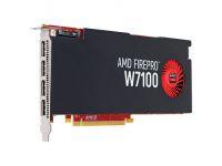 HP Videokaart FirePro W7100 8GB 4xDP voor €208
