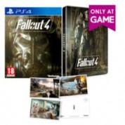 Fallout 4 Steelbook versie met Postcards voor €14,80