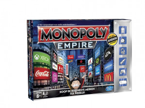 Hasbro Monopoly Empire Refresh voor €24,99