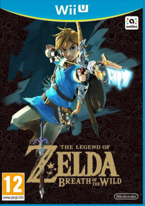 The Legend Of Zelda: Breath of the Wild - Wii U voor €29,98