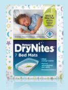 Vraag een gratis DryNites Pyjama Pants of Matrasbeschermer aan