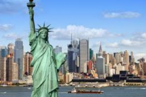 Retourtje naar New York voor €156