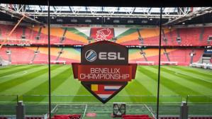 Gratis naar ESports-event ESL Benelux Championship in de Johan Cruijff Arena