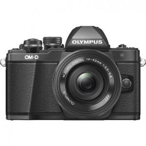 Olympus OM-D E-M10 Mk II Zwart + 14-42mm EZ voor €486,18