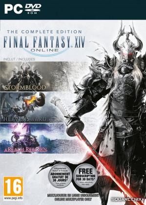 Final Fantasy XIV - Complete Edition - PC voor €22,99