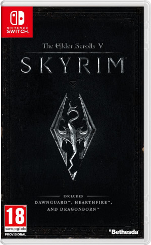 Skyrim: The Elder Scrolls V - Switch voor €44,95