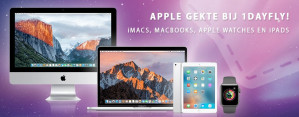 Diverse Apple producten in de sale + 5% extra korting d.m.v code