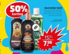Alle Australian Gold producten -50%
