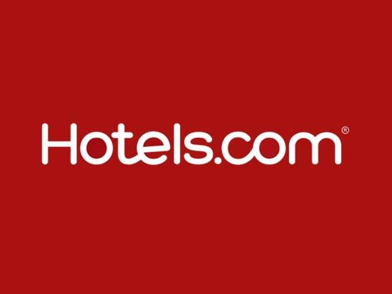 Kortingscode Hotels.com: 10% korting op heel veel bestemmingen