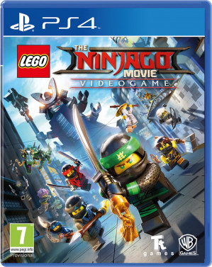 LEGO Ninjago Movie Videogame - PS4 voor €34,63
