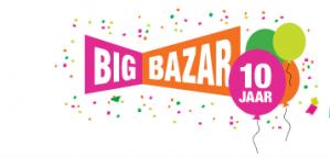 Big bazar 10 jaar kras en win diverse prijzen