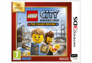 Lego City Undercover - The Chase Begins | 3DS voor €12,86
