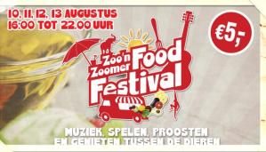 Entreetickets dierenpark Amersfoort voor €5