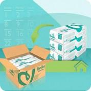 Maandboxen Pampers inc. Amazon Prime vanaf 11 cent per luier