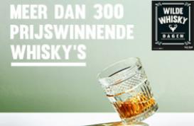 Wilde Whisky Dagen bij Gall & Gall met diverse kortingen