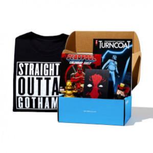 Nintendo t-shirts met Gratis Geek Box t.w.v. €19,98