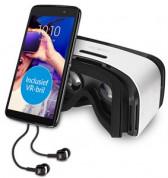 Alcatel Idol 4 Plus VR - 16 GB - Dual SIM - Grijs voor €99