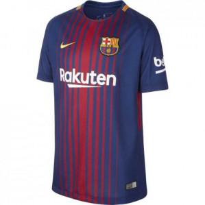 40% korting op voetbalshirts van o.a. Barcelona, Real Madrid en Bayern München