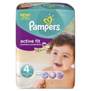 Pampers Active Fit voor €5