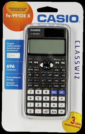 Casio FX-991DEX calculator voor €19